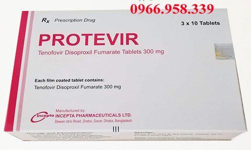 Thuốc Protevir mua ở đâu giá bao nhiêu, giá thuốc Protevir tablet. thuốc Proxivir
