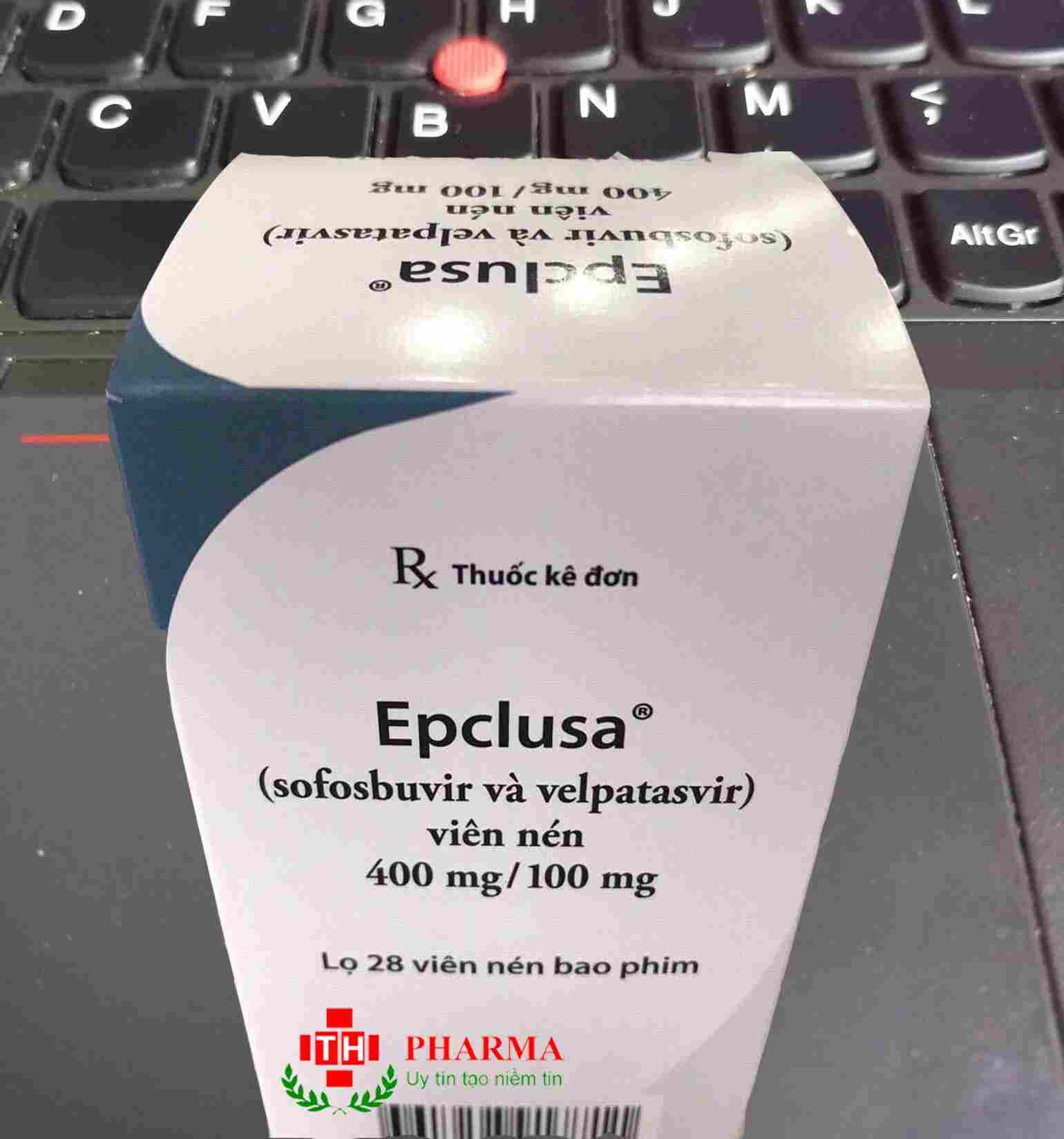 Thuốc Epclusa giá bao nhiêu, mua ở đâu tốt