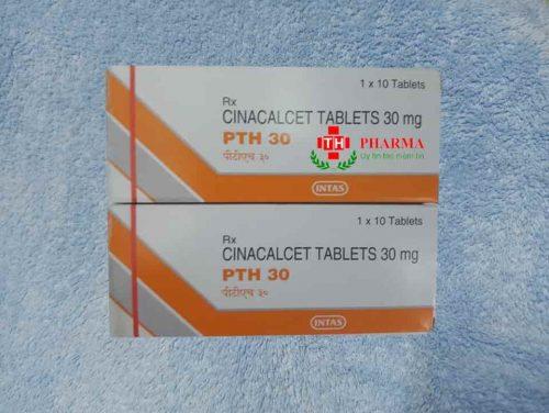 Thuốc Cinacalcet 30mg giá bao nhiêu mua ở đâu