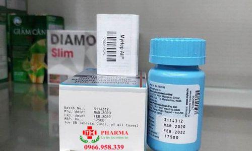 Thuốc trị viêm gan C