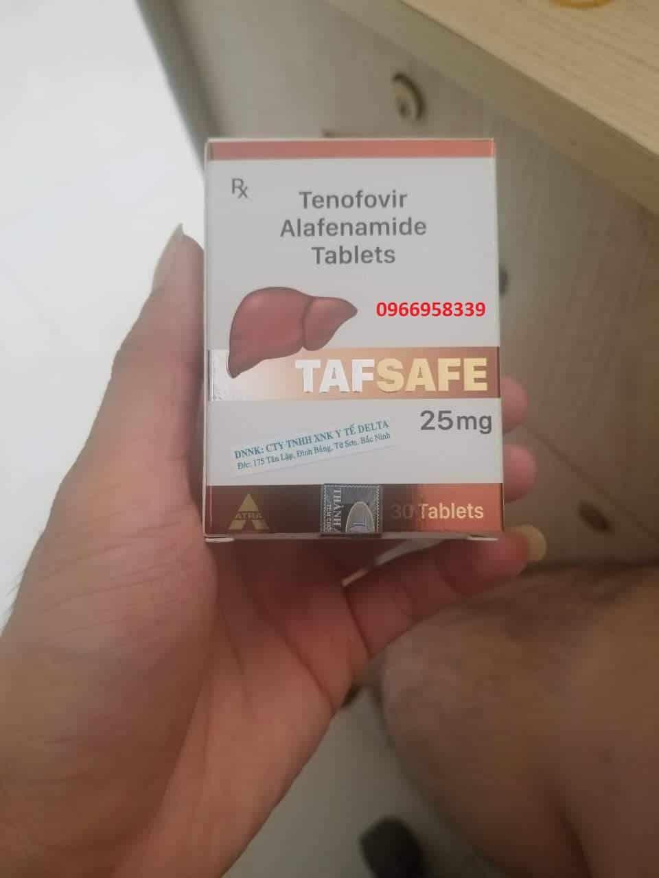 Tafsafe giá bao nhiêu