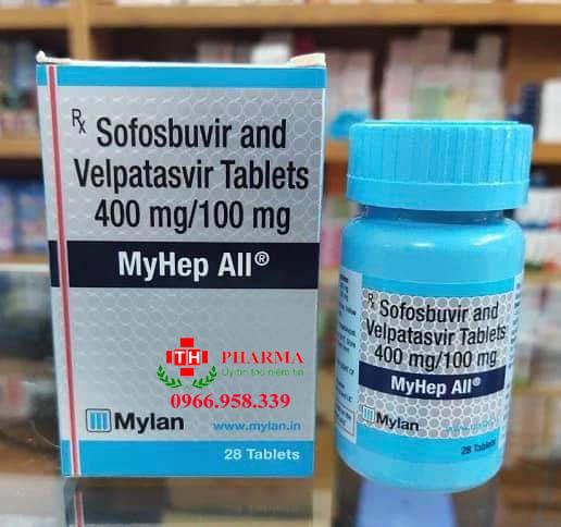 Thuốc MyHep All giá bao nhiêu