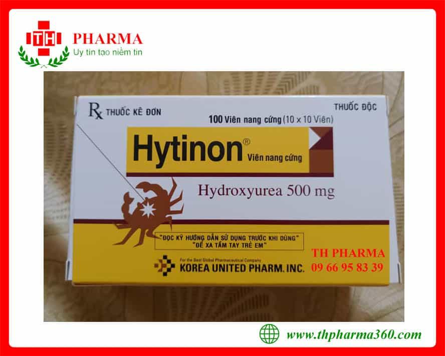 Thuốc Hytinon giá bao nhiêu