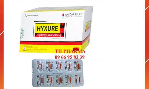 Thuốc Hyxure giá bao nhiêu mua ở đâu